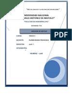 Informe 03 Laboratorio Medidor de Venturi