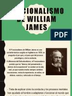 Funcionalismo de William James 1