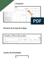 Planificador de Proyectos