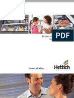 "Intelligent Kitchens and ""recipes and accessories"" from SmartpackCreativ and Hettich"