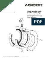 Manual Isolation Ring 81 Ashcroft