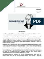 Texto 4 - Ética Kantiana