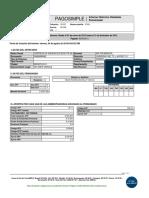 Pagos Aplicados 2012