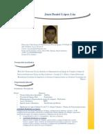 CV Lua.juandaniel