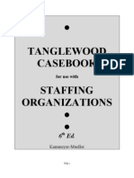 tanglewood case two question 2