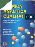 Burriel Quimica Analitica Cualitativa
