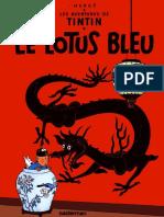 05 Le Lotus Bleu