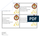 Ficha de Participacion
