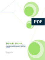 INFORME Xfragil (9,3)