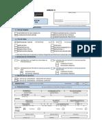 AnexoIIFUE -  Llenado del FUE para Licencia de Construccion