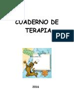 Cuaderno de Terapia