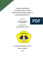 Revisi Laporan Infus Kalsium Glukonat 4% Dan Kalsium Saccharat 0,1% (Fitriyanti)