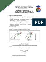 Informe  labode Fisica II Pendulo Fisico PDF