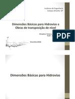 Dimensões basicas