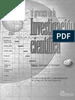 Tamayo Mario - El Proceso De La Investigacion Cientifica.pdf