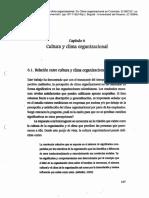 Lectura _ Clima y Cultura Organizacional