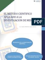 2da. Unidad El Metodo Cientifico Aplicado a La Investigación de Mercado 19 Al 28 de Mayo (1)