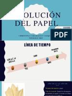 timeline pdf