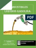 Combustibles Liquidos Gasolina