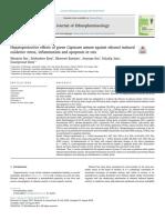 Hepatoprotective Effects Capsicum Annum