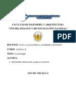 ACTIVIDADES de ÁREA de SIGNIFICACIÓN Sinonia,Antonimia, Paronimia y Homonimia