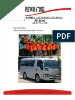 Batam Family Gathering and Team Bulding