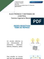 Clase 2 - Redes Resistivas.pptx
