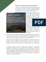 Sostenibilidad de Las Fuentes Renovables de Energia