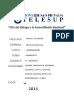 Practica 6 Farmacología