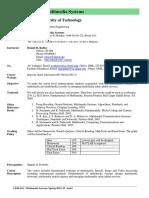 CE40 342 MultimediaSystems Spring2015