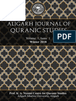 Aligarh Journal of Quranic Studies FINAL