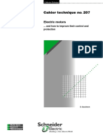 Electric motors & how to improve their control and protection - Schneider.pdf