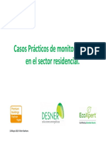 06 Casos Practicos de Monitorizacion en El Sector Residencial