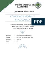 Conciencia Moral y Psicologica - Copia