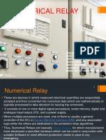 Numerical Relay