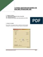 Gestion en Banda Radios Nec Ipasolink 400_nov2016