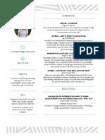 aylish devore resume 2018 updated