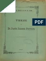Do Parto e Suas Consequencia Para Especie Negra - Justo Jansen Ferreira