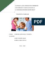 Monografía comunicación