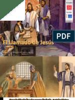 Lección 08 - El Llamado de Jesús