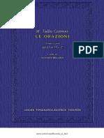 (Classici latini, 31) M. Tullio Cicerone, a cura di Giovanni Bellardi-Le orazioni. Vol. II-UTET (1996).pdf