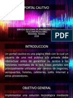 Portal Cautivo Teleco 2018