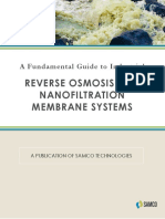 A Fundamental Guide to Reverse Osmosis and Nanofiltration Membrane Systems