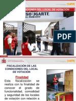 7 - FLV_ERM2018_Condiciones Del Local de Votación