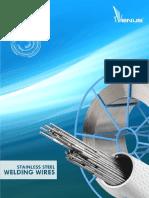 Venus Welding Wire Brochure - 2012