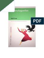 JOSÉ CRUZ - LAS MALAGUEÑAS PREMIO AAT 2017