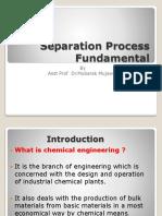 Separation Process L1