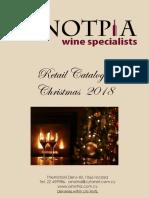 Oinotria Retail Catalogue 2018 -XMAS