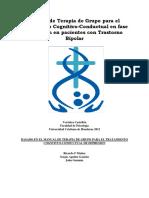 Manual de Terapia de Grupo Ya Modificado y Terminado