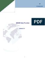 JBASE Data Provider